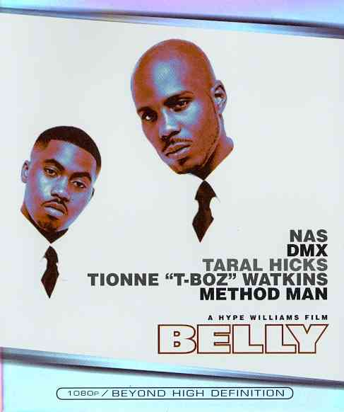 BELLY BY DMX (Blu-Ray)